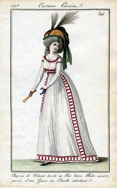 Costume parisien - 18