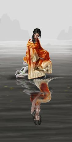 A reworking of Hans Christian Anderson's 'The Little Mermaid'.