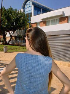 Blusita Cielo #moda #design