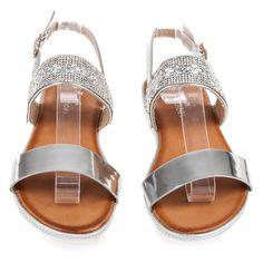 Štýlové dámske sandále WU-16S