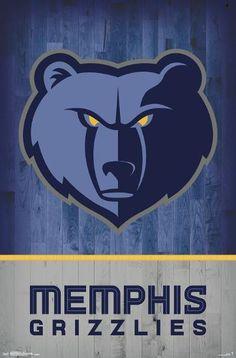 Nba Grizzlies, Grizzlies Basketball, Memphis Grizzlies, Basketball Teams, Sports Art, Sports Fan Shop, Nba Los Angeles, Popular Sports, Larry Bird