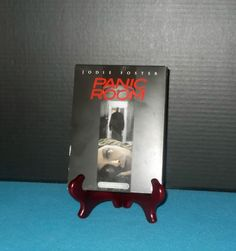 "2 Dvd's  ""Panic Room"" (SUPERBIT BRAND PREMIUM DVD) & ""Disturbia"""