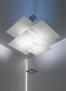 Ingo Maurer Oh Mei Ma Weiss Modern Pendant Lamp - Luminaires - Ingo Maurer