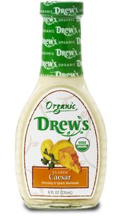 Organic Classic Caesar Salad Dressing