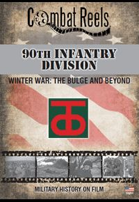 90th Infantry Division, The Bulge and Beyond DVD $24.99