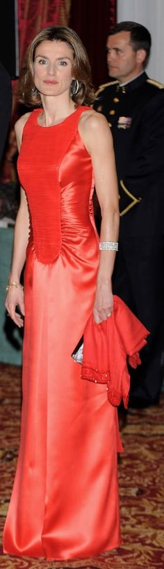 Crown Princess Letizia of Spain