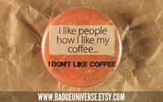 National Coffee Day...not sure what all the rage is ;)
