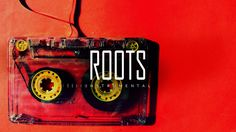 """Chilled Lazy Old-School HipHop Instrumental """"Roots"""""""
