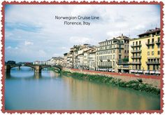 NCL-Norwegian Jade - Port of Call - Florence, Italy The beautiful city of Florence, Italy is the birthplace of Italian Renaissance.