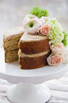 Le sucre et moi: torta di carote e mascarpone e un blog primaverile!