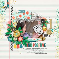 Think Positive Kit by River~Rose