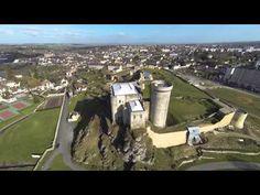Chateau de Falaise Normandy