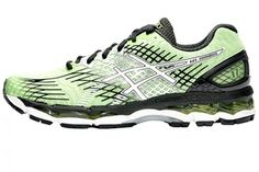 Asics Gel Nimbus 17 http://www.runnersworld.com/running-shoes/the-best-running-shoes-of-2015-so-far/est-running-shoes-of-2015