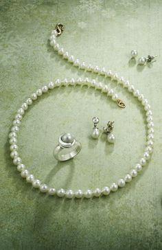 Pearl Collection from James Avery Jewelry
