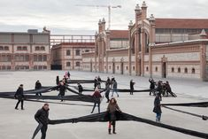 """Galería de """"Sacar el Aula"""": Miguel Braceli traslada los modelos de enseñanza al espacio público - 10"""