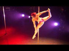 ▶ French Pole Dance Championship 2013 : Winner Doris Arnold.. - YouTube