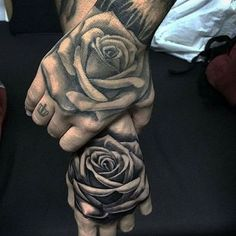 Black Rose Tattoo-27