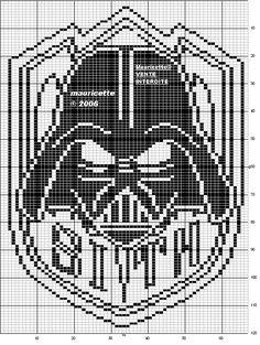 Darth Vader chart