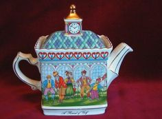 Sadler Tea Pot Championships Series A Round of by ClickityClack