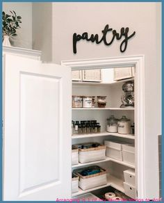 Organizing is one particular of my favored items to do! I wanted to share my pantry once again since this has been one particular of my favored projects to do the job on! I built the labels using my cricut and it was so considerably fun! Screenshot this pic to get shoppable item specifics with […]   #HowToOrganizeAPantry, #KitchenPantryStorageIdeas, #OrganizationOfPantry, #PantryOrganizationDiy, #SmallPantry