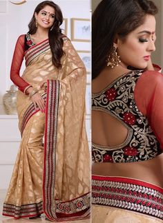 jovial-cream-color-georgette-brasso-embroidery-and-patch-border-work-designer-saree-800x1100.jpg (800×1100)