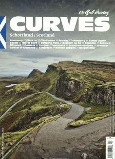 Schottland. Gefunden in: Curves, Nr. 2/2016