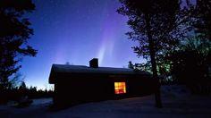 The Amazing Northern Lights (Aurora Borealis) - FINLAND via VisitFinland http://www.visitfinland.com/