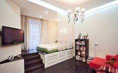 Идея для малогабаритной квартиры