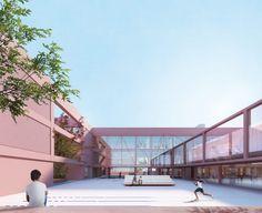 Scuola Enrico Fermi / BDR bureau