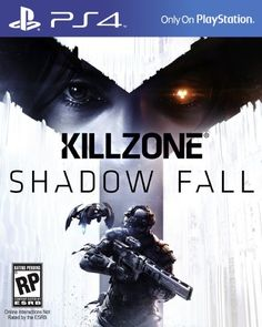 Killzone Shadow Fall for Playstation 4 #PS4 - http://www.sportsfanplayground.com/4267-Playstation_4.html