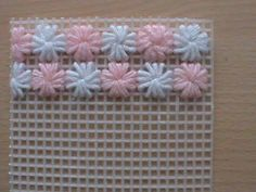 # plastic canvas crafts patterns free crochet How to make plastic canvas coasters! Plastic Canvas Stitches, Plastic Canvas Coasters, Plastic Canvas Tissue Boxes, Plastic Sheets, Plastic Canvas Crafts, Plastic Canvas Patterns, Needlepoint Stitches, Embroidery Stitches, Crochet Bag Tutorials