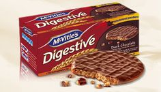 McVitie's Dark Chocolate Digestives.  I prefer the milk choc but I'm not fussy and will never discriminate.