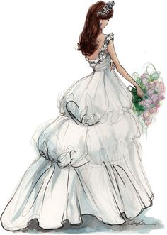 I just adore this drawing!