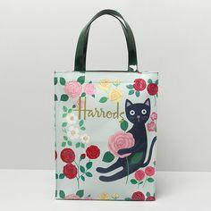 harrods fashion Women's waterproof paragraph Handbags shoulder bag shopping bags | eBay