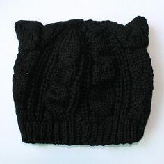 Cat Ear Beanie