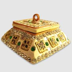 Small Decorative Boxes | Trinket Holders