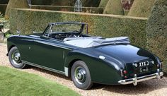 Prince Philip's 1954 Aston Martin Lagonda 3-Liter Drophead Coupe Goes Up for…
