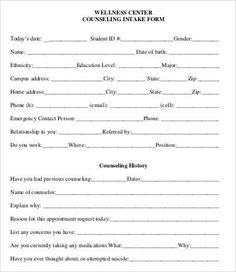 Banquet event order template for Student intake form template