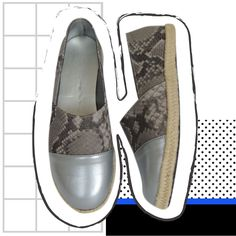 Su nombre es Victoria, be yourself #setumismo #beyoruself #inyourskin #vibora #shoes #espadrilles #elreysanto #handcrafted #handmade #weloveshoes #wewantshoes #cuandomiresparaabajoqueseaparavertuszapatos #piesenlatierra SHOP here -> https://www.kichink.com/stores/elreysanto