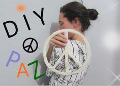 DIY: Símbolo da Paz   Por Vaan Rabelo