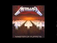 Metallica-1986-Master Of Puppets (FULL ALBUM)