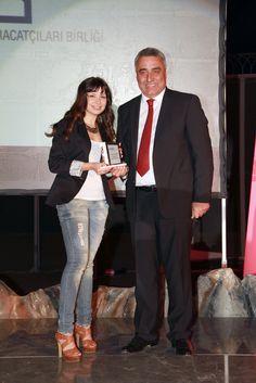 İMİB Tasarım Yarışması 2012 Üçüncüsü Funda Doğru