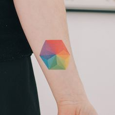 Tattly™ Designy Temporary Tattoos. Made in the USA! — Color Field