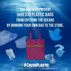 <p>Plastic bags have been making waves all over the world – seriously we produce over 100 billion single-use plastic bags every year and most of them end up in the ocean.</p>