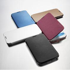 Samsung Galaxy Note 2 Case Ultra Flip Metallic Series: Like the blue version.