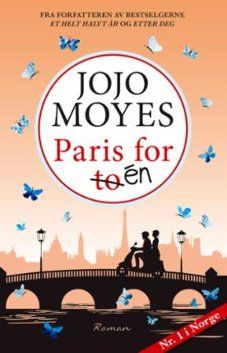 Paris for én (ebok) av Jojo Moyes Roman, Family Guy, Teen, Paris, Books, Movie Posters, Montmartre Paris, Libros, Book