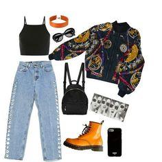 #grunge #rock #punk #alternative #outfits -A