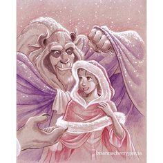 The Beauty and the Beast Brianna Cherry Garcia