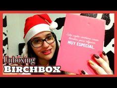 UNBOXING   Abriendo mi Birchbox! 📦 (Diciembre2016)