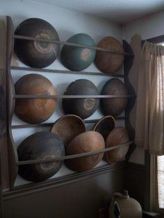 MY bowls................
